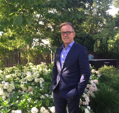 Raymond Vrijenhoek, de CEO van Otravo