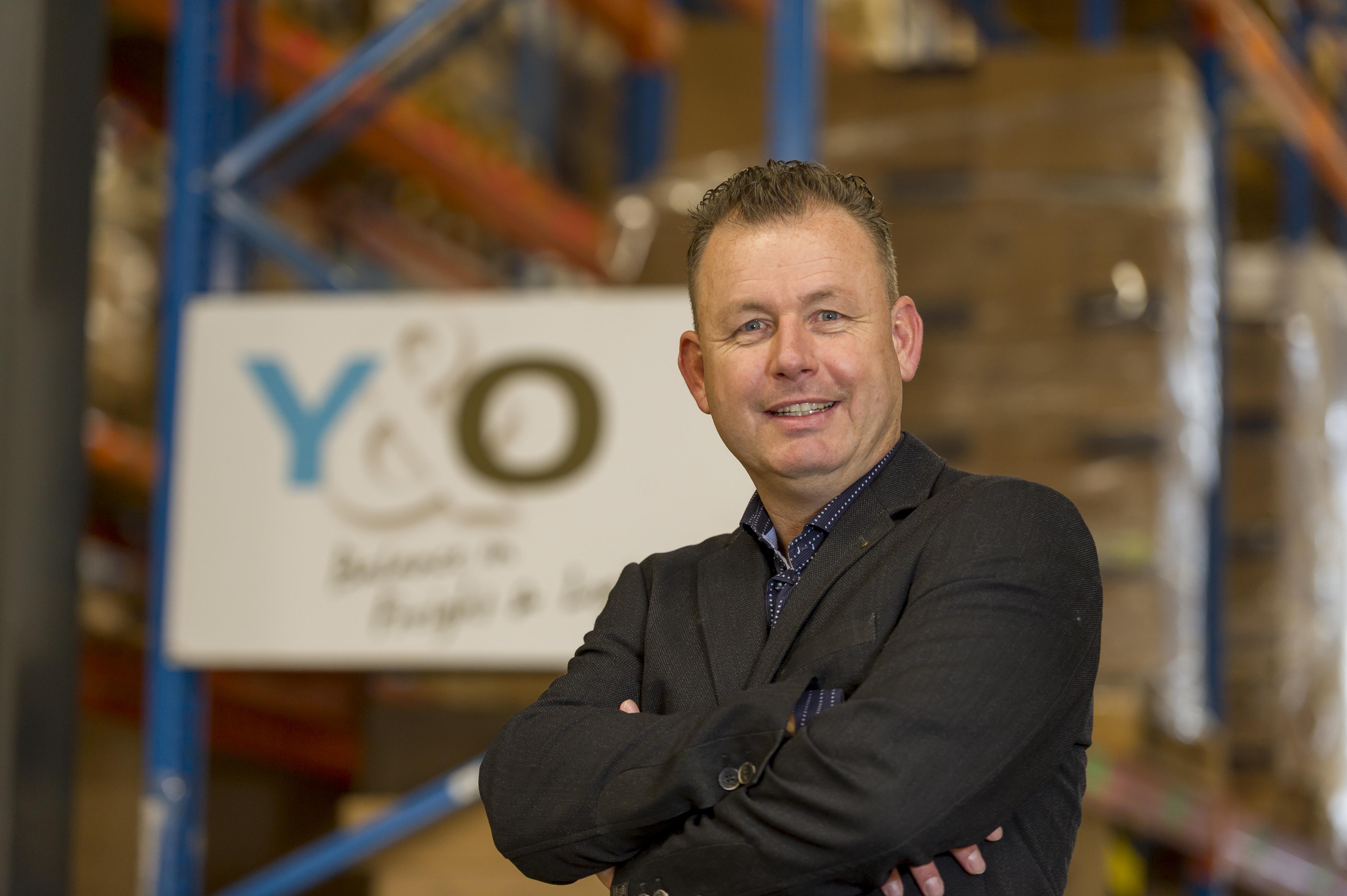 Yvo Huntjens, Y&O Freight Logistics