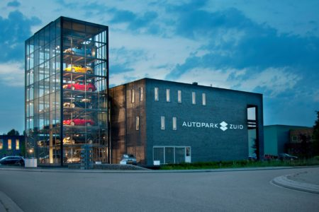 Autopark Zuid in the spotlight