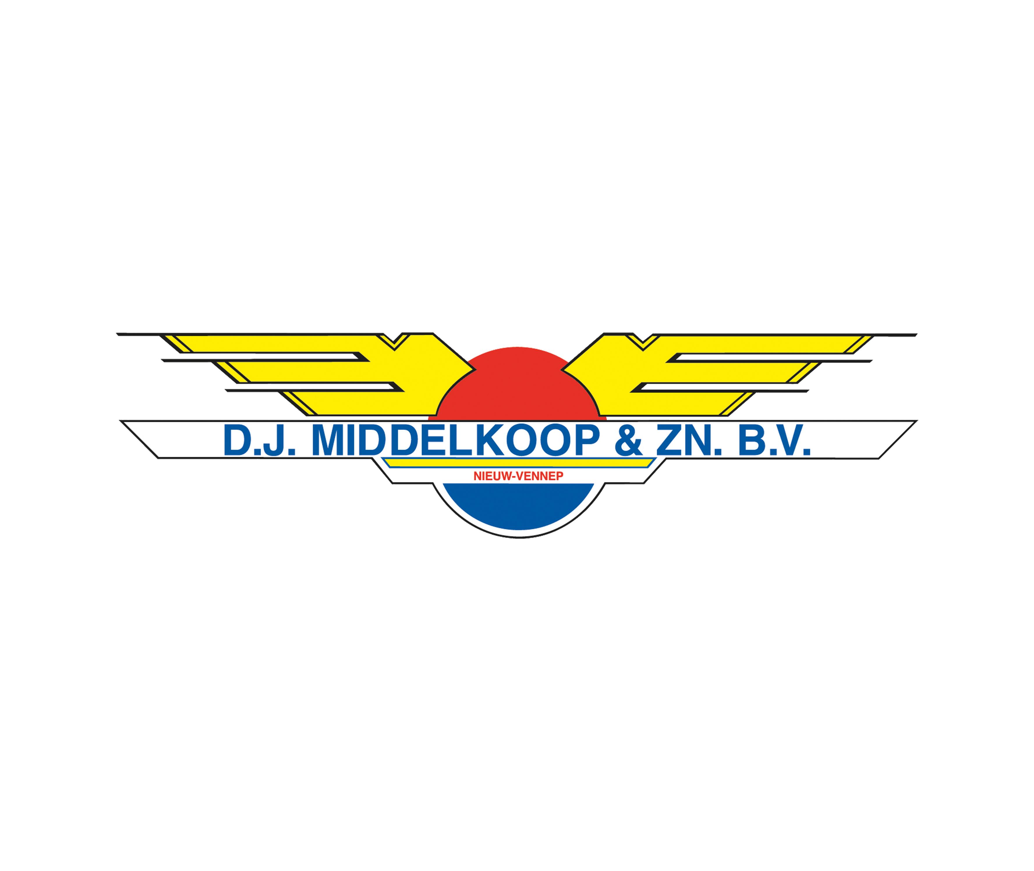 DJ Middelkoop & Zn. logo