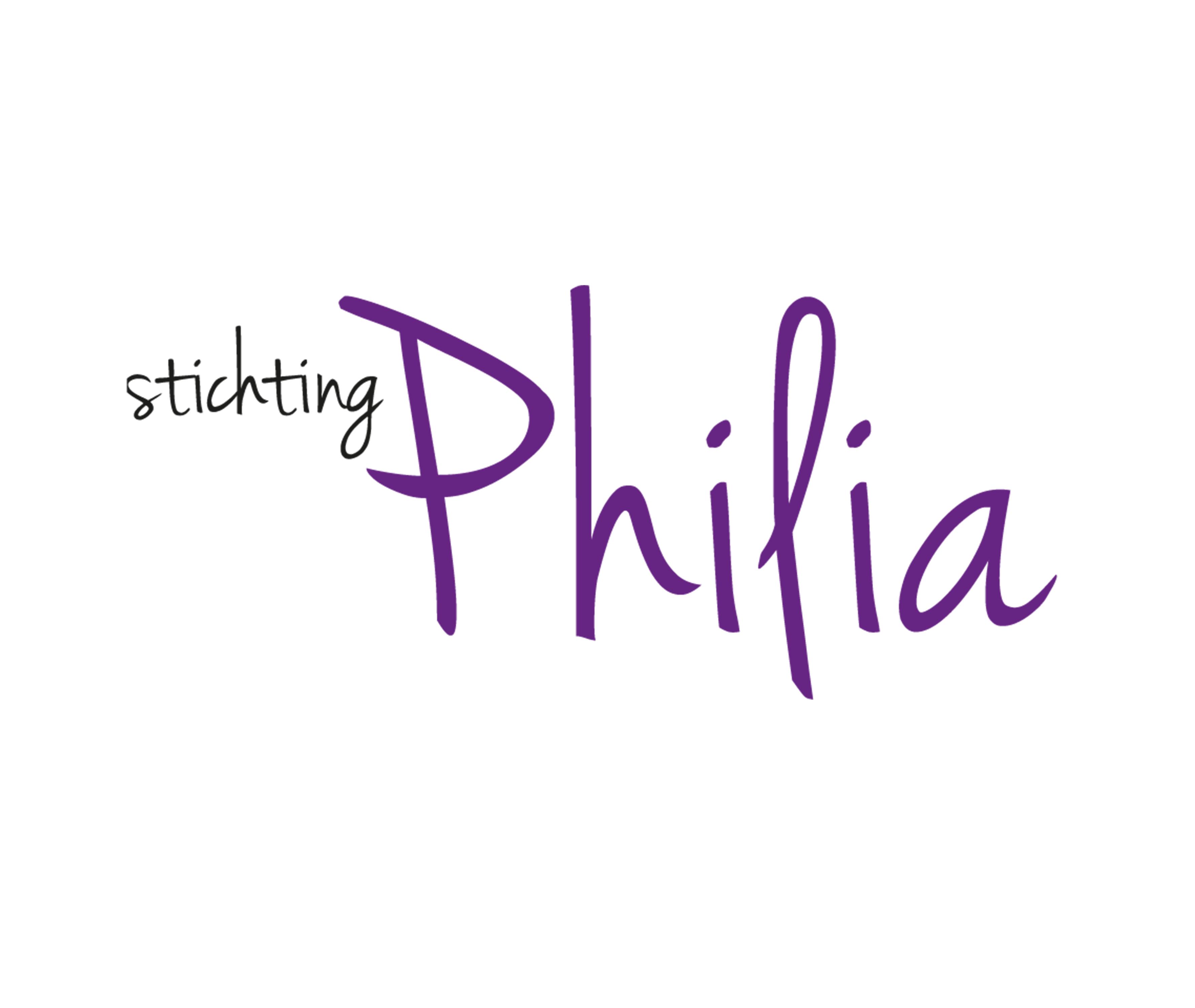 Logo Stichting Philia