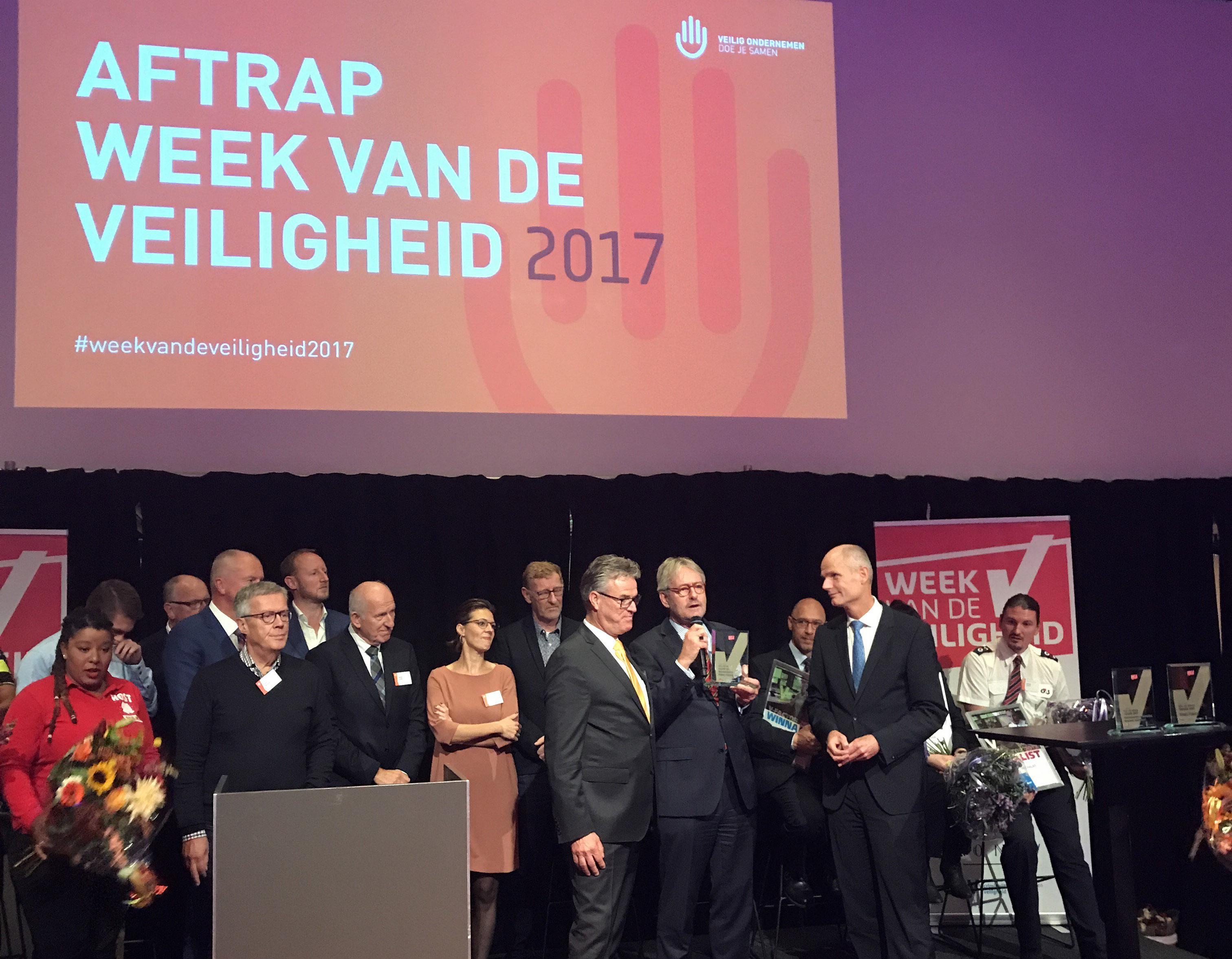 Businesspark Nieuw-Vennep Zuid wint Wel-zo-veilig-Award