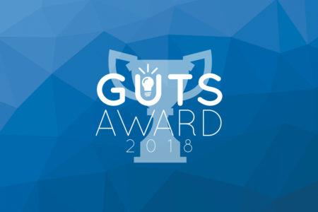 Lancering van herfst-edities INTO business vindt plaats tijdens The Guts Award 2018