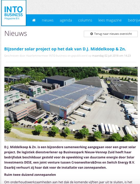 Solar D.J. Middelkoop