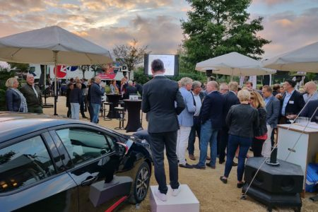 De Intertraining Netwerk- en Mosselparty 2018