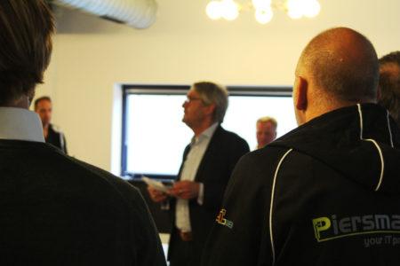 Succesvolle 'Businessclub Bijeenkomst' bij Piersma.com