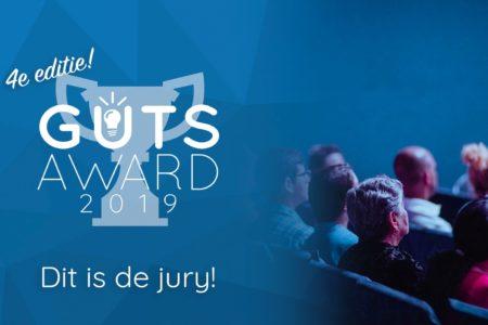 Dit is dé jury van The Guts Award 2019