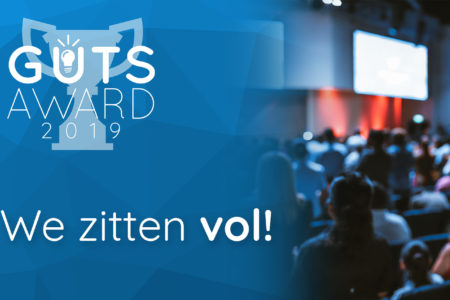 The Guts Award vol