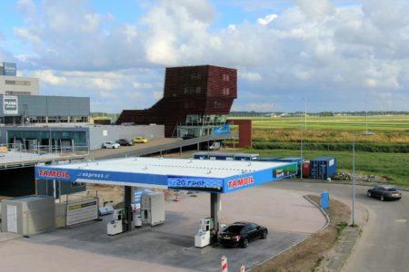 Tamoil opent onbemand tankstation op Businesspark Nieuw-Vennep Zuid