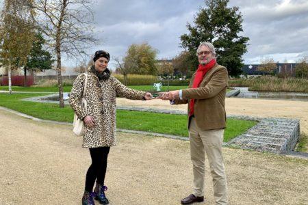 Martine Goulmy neemt Guts Award 2020 opnieuw in ontvangst