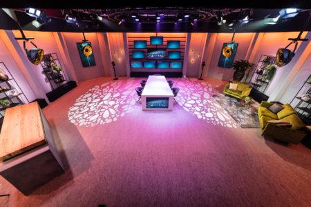 VRF bouwt eigen livestreamstudio: Studio Bloq