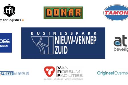 Organisatie over Businesspark Nieuw-Vennep Zuid